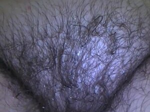 Hairy mature at shower (2)
