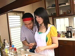 Asian Babe Gets Fucked By A Horny Guy As He Stops Time