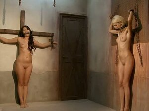 Stunning Blonde Slave Girl Getting Fucked and Toyed by Her Master