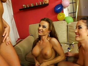 Anal groupsex and champagne party 1