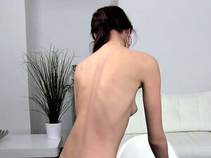 Female porn agent in lesbian audition