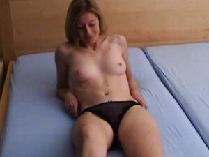 Wife's first homemade sex tape