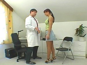 She's Banging The Doctor Hard