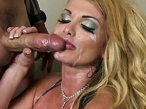 Big Breasted British Blonde MILF Taylor Wane's Daily Sexual Routine
