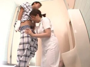 The Kinkiest Of Kinky Japanese Nurses Lives For The Cock