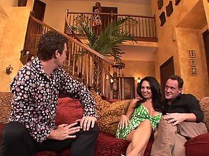 Demi Delia & Holly West Switch Husbands For A Hot Swingers Foursome