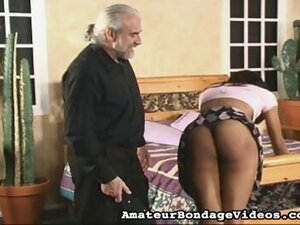 Naughty Girls Get Spanked 4