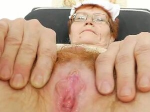 Granny nurse jindriska toys herself